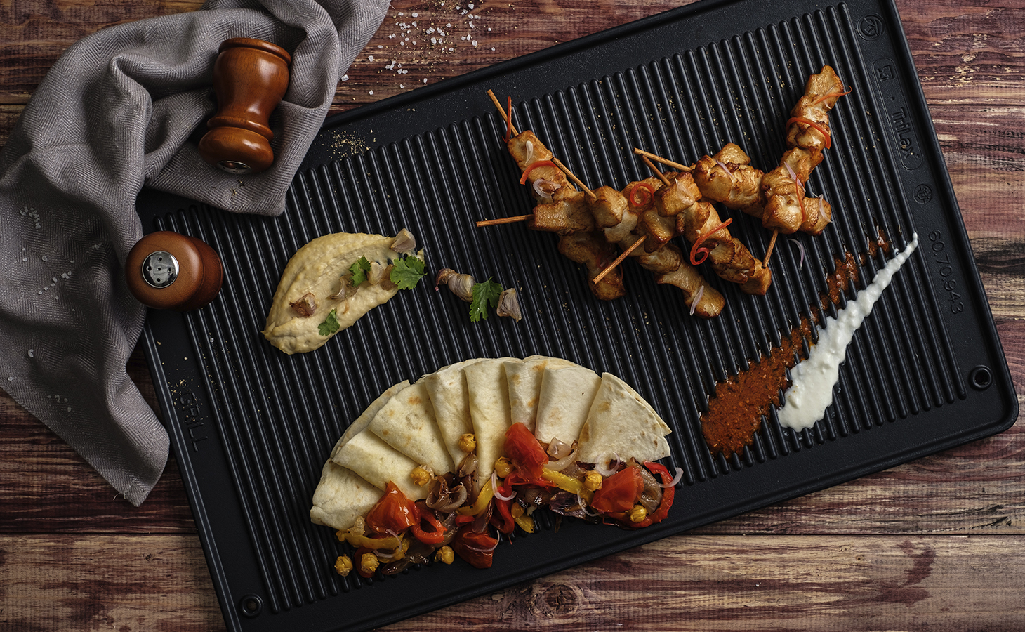 Chicken Breast Skewers 50g Country Cuisine